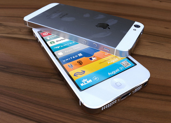 iPhone 5 White Design