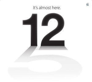 Breaking: Apple iPhone 5 Launch on September 12, Officially!