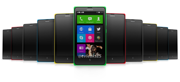 Nokia X Normandy