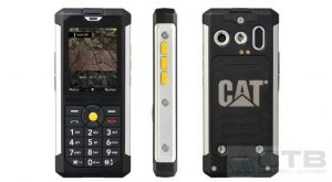 CAT B100 Super Rugged Feature Phone now Official!
