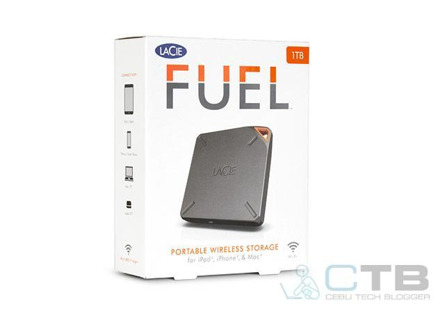 LaCie Fuel Wi-Fi Storage Device1