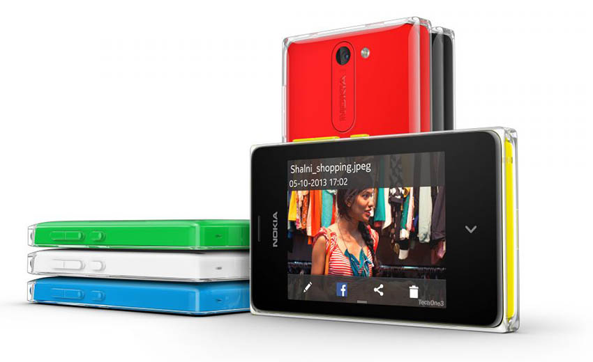 Nokia Asha 503 Dual Sim Phone Hit Stores for Php 4,800