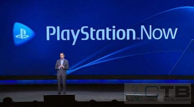 PlayStation Now: A New Era of PlayStation Begins
