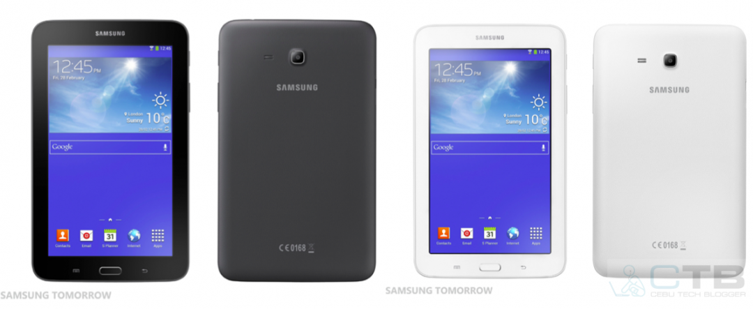Samsung adds another Galaxy Tab under the name Galaxy Tab3 Lite