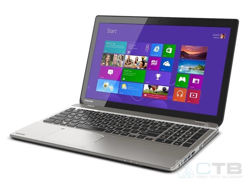 Toshiba announces the world's first laptops to sport a 4k display!