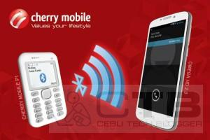 Cherry Mobile P1 Mini Smartphone Dialer, Controls Your Phone Without Touching