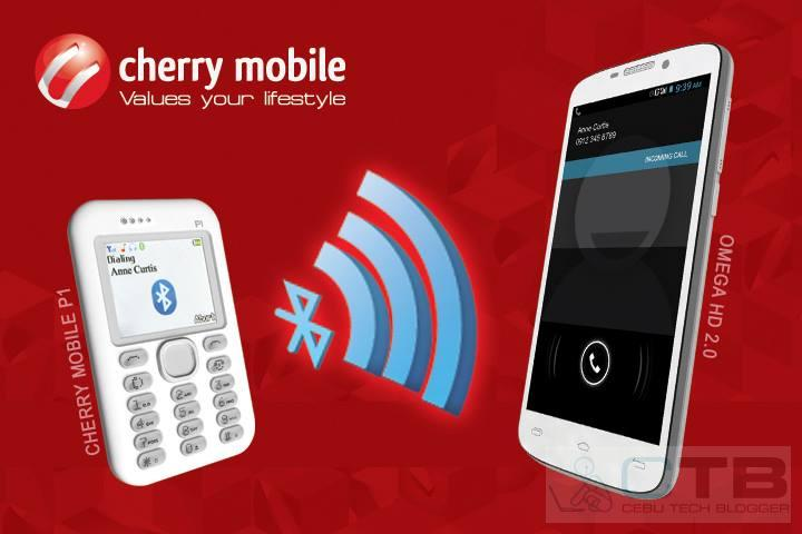 Cherry Mobile P1 Mini Smartphone Dialer