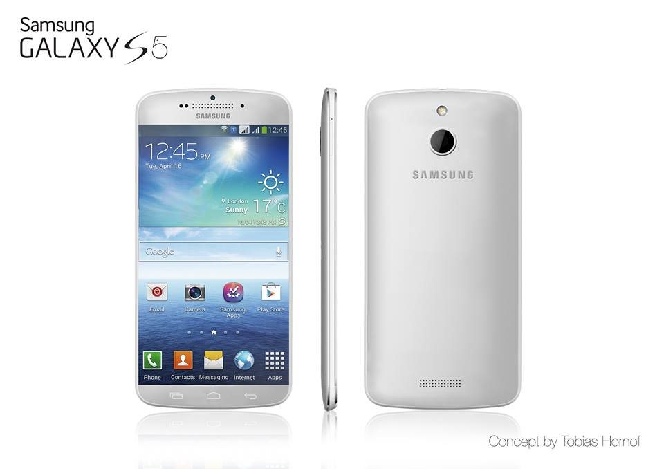 Samsung Galaxy S5 Possibly Looking at April Launch! May Come with Eye Scanning Feature!