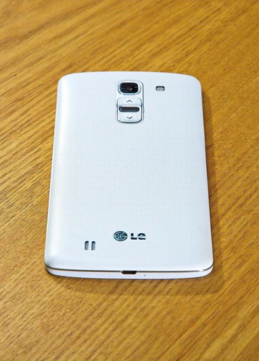LG G Pro 2 Features 13MP Back, 2.1MP Front Cameras; UltraHD 4k Video Recording
