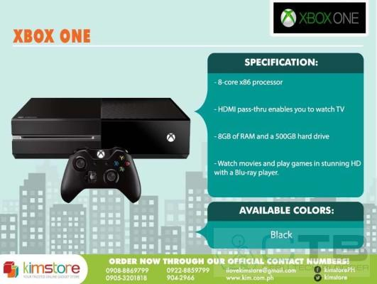 KimStore Xbox One