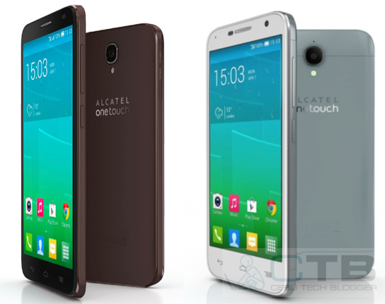 Alcatel introduces three new smartphones: OneTouch Idol 2, Idol 2 Mini and OneTouch Pop Fit