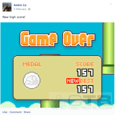 Andre Co Flappy Bird