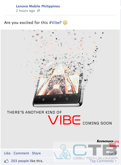Lenovo Philippines May Launch its First LTE Phone, Vibe Z Anytime Soon?