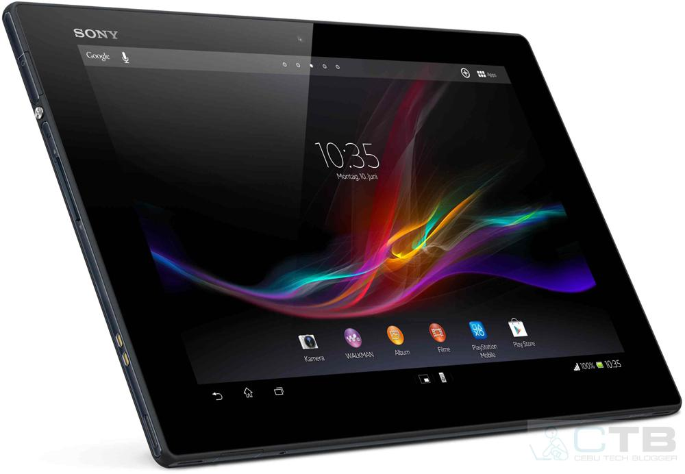 Sony Xperia Tablet Z2 Specs leaked! 3 GB RAM, Quad Core Processor, Waterproof Tablet
