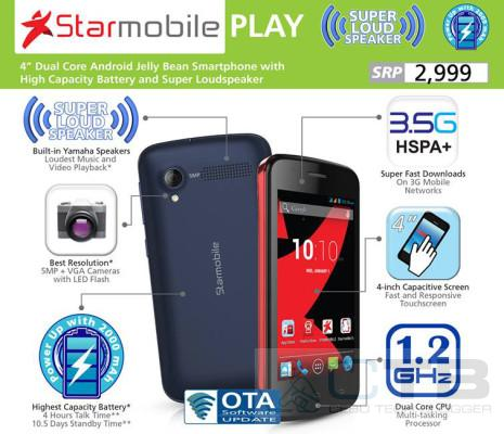 Starmobile Play Poster