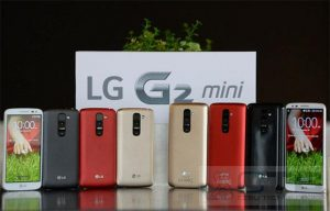 LG Netherlands announces the LG G2 mini ahead of the official 2014 MWC unveiling!