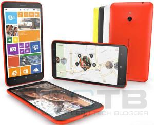 Nokia Lumia 1320 Hit Nokia Stores for Php 17,900; Free on Globe Plan 1299