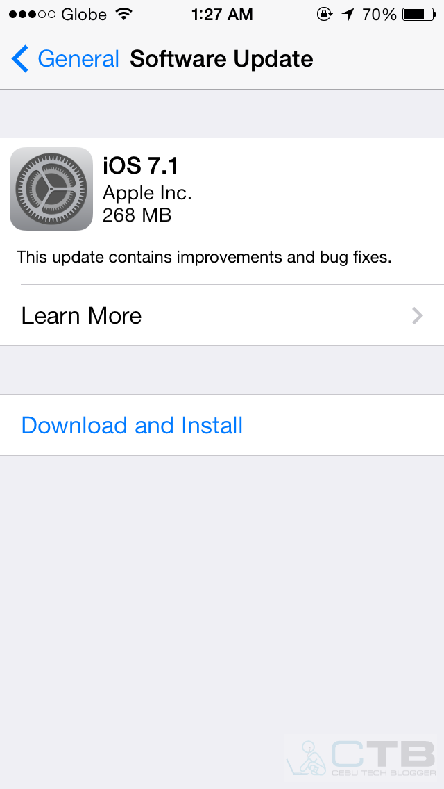 Apple Seeds iOS 7.1 to Users, Comes with a few UI Changes and Overall Performance Boost