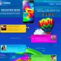 Globe's Pre-Order Page for the Samsung Galaxy S5 goes Live! Coming on April 10!