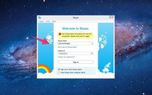 How to Fix Skype Not Displaying Login Window in Windows 8