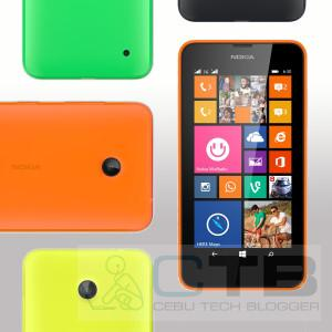 Nokia Unveils the Lumia 630 and Lumia 635! Budget friendly Windows Phone 8.1 Devices starting at ~Php 7k
