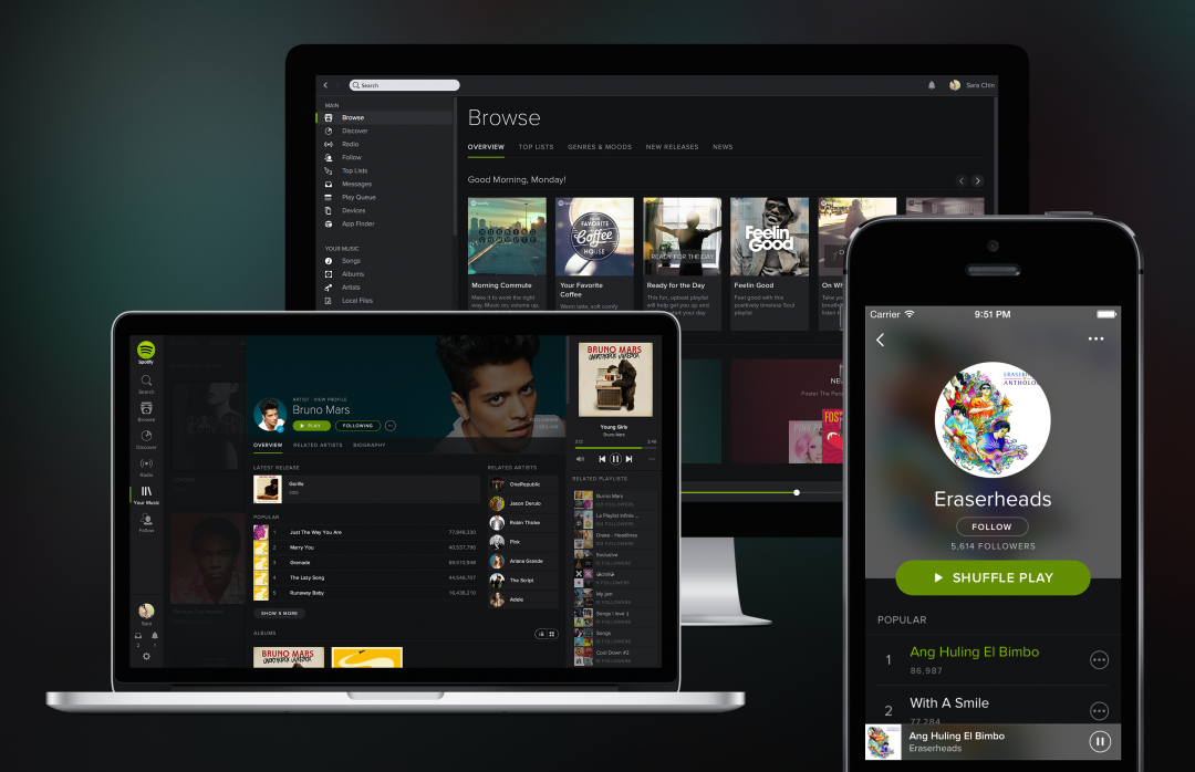 Spotify Officially Launches in the Philippines, gets Exclusive Partnership with Globe Telecom