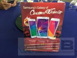 Samsung Comes Out With Galaxy of Wishes Promo! Get the Galaxy Phones and Tablets at Discounted Rates!