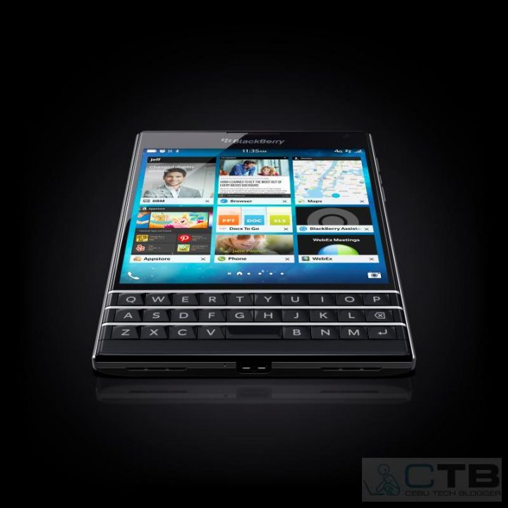 Blackberry Passport Officially Launched in the Philippines for Php 35,790