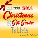 2014 Christmas Gift Guide: Tablets Under Php 12,000