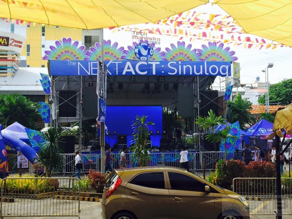 Globe Kicks Off Cebu Sinulog Parties Starting Today with NEXT ACT!
