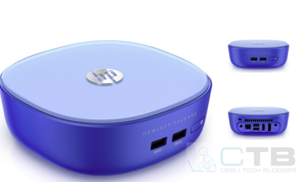 HP Stream Mini PC