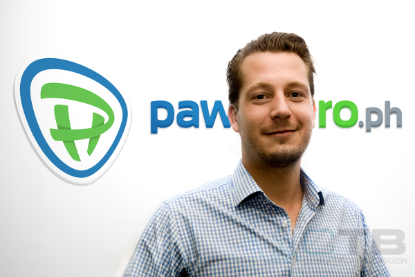 David Margendorff, Chairman and Co-Founder of PawnHero.ph