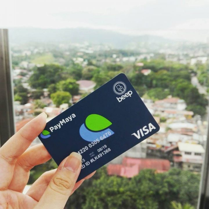 Shop Online without Credit Card with PayMaya - Cebu Tech Blogger