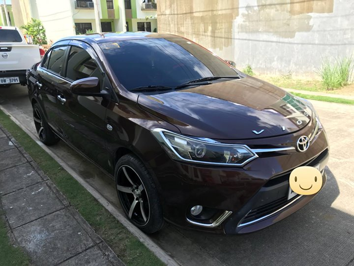 Read more about the article Car for Sale in Cebu: Toyota Vios 2014 1.3L E