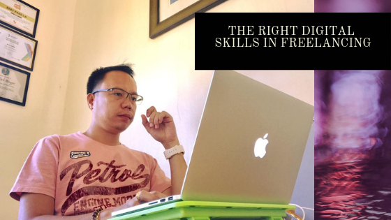 You are currently viewing The Right Digital Skills in Disguise for Freelancing